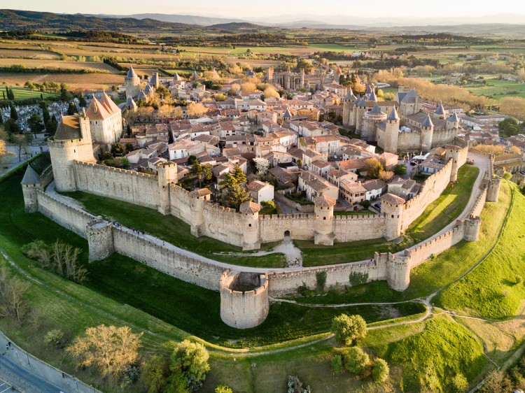 Carcasonne-France