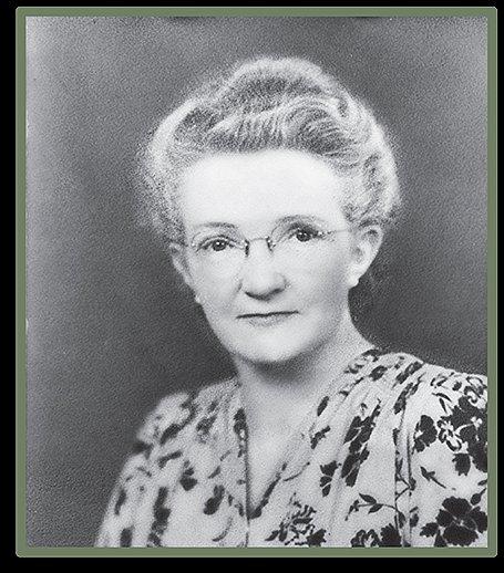 Mary Evans Keller