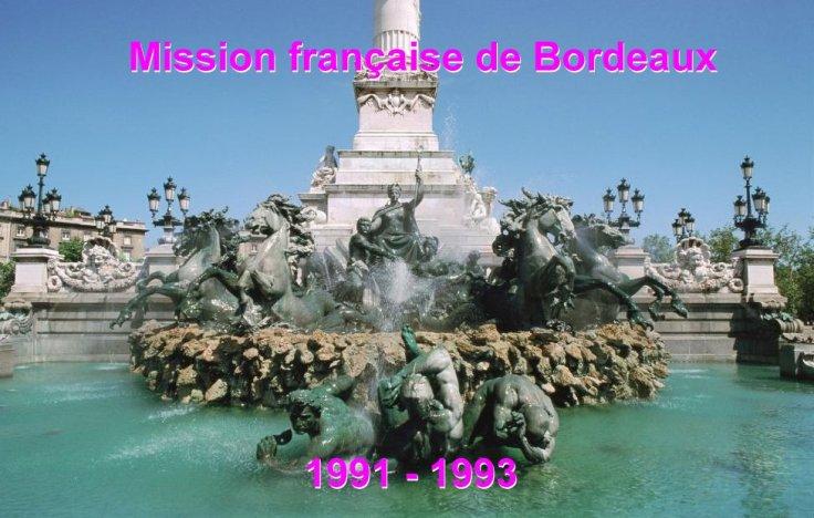 Jason Mission Bordeaux France