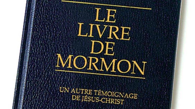 Livre De Mormon