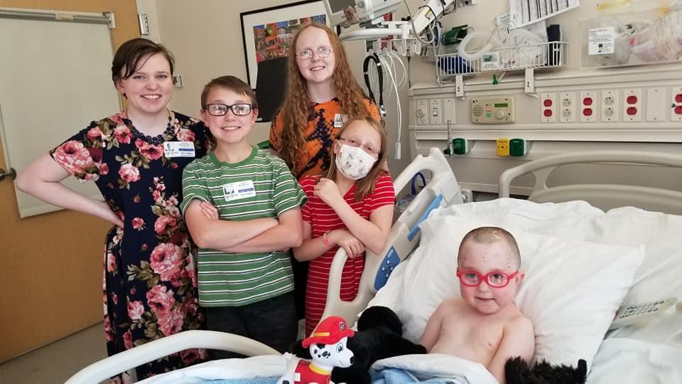 Xavier-Bringhurst--hospital-August-2019